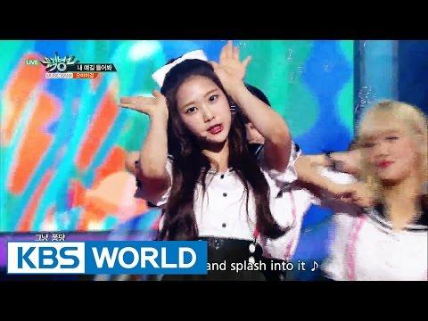 OH MY GIRL - A-ing | 오마이걸 - 내 얘길 들어봐 [Music Bank / 2016.08.26]
