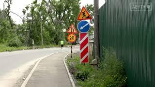 Устройство тротуаров выполнят до конца октября