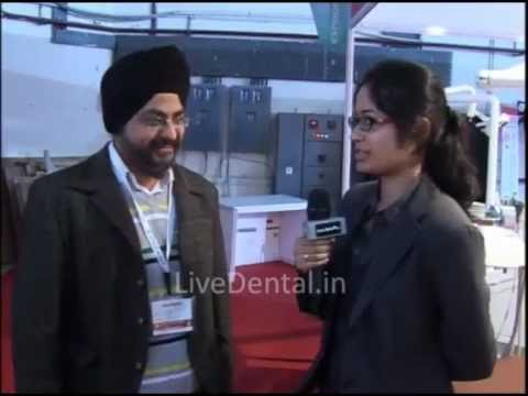 Dr. Adamjeet - Ludhiana - Expodent International 2012