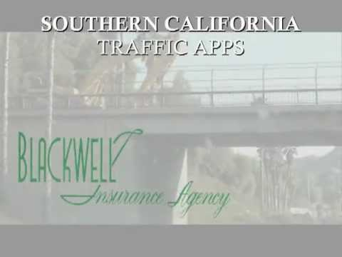Southern California Traffic Apps