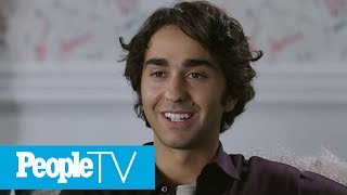 Alex Wolff On Filming 'Castle In The Ground': I Was Triggered | PeopleTV | Entertainment Weekly