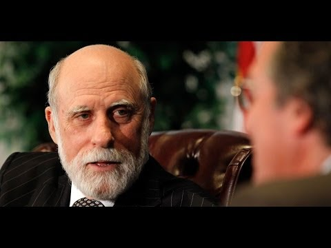 Vinton G. Cerf: Safety & Security in a Transnational Environment