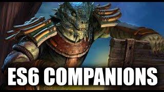 The Ideal Elder Scrolls 6 Companions