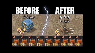 Siege Machines In TH12 War 3 Star Attacks Clash of Clans