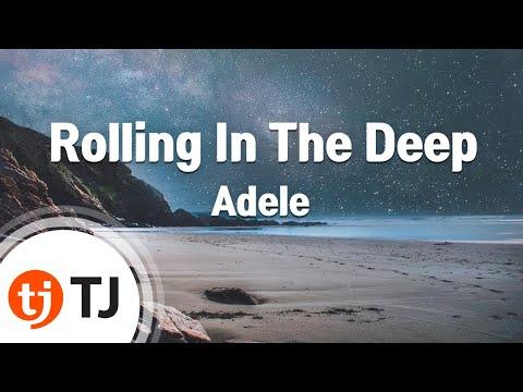 [TJ노래방] Rolling In The Deep - Adele  / TJ Karaoke