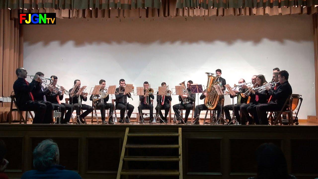 Concierto Benefico AECC 2016 - La Vilavella