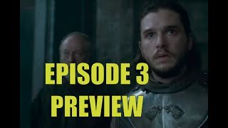 Game Of Thrones Season 7 Episode 3 Preview Breakdown and Analysis