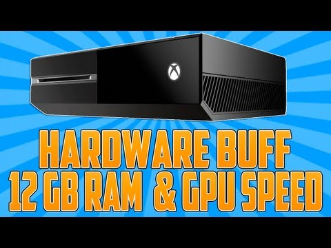 "Huge Rumor! ""XBOX ONE"" Hardware Buff - Increase In RAM & GPU Speed - Smashpipe Games"