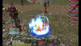 Knight Online Ares 83 LvL Warrior Ordeall Orc Town Giris