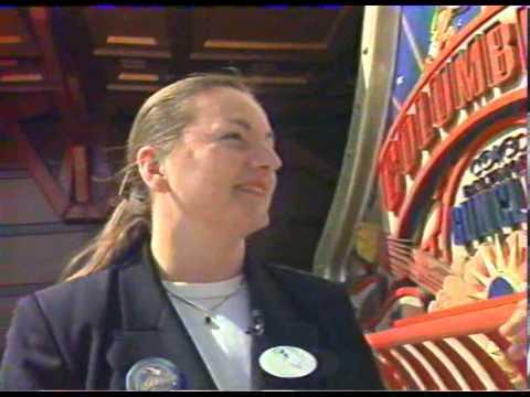 Disney Club - Inauguration 1995
