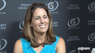 Julie Foudy - 2015 Gatorade Athlete of the Year Awards Interview