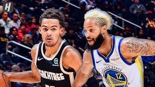 Golden State Warriors vs Atlanta Hawks - Full Game Highlights | December 2 | 2019-20 NBA Season