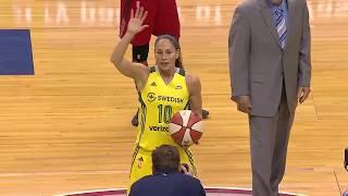 Top 10 Plays of the 2017 WNBA Regular Season!