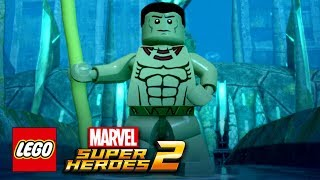 LEGO Marvel Super Heroes 2 - How To Make Toxin Videos - mp3toke