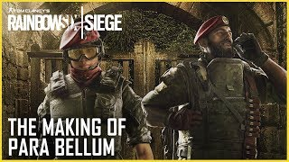 Operation Para Bellum deployed
