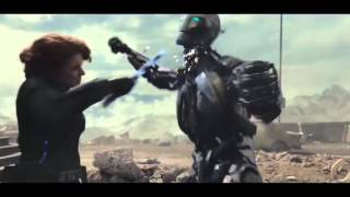Avengers Vs Ultron Final Battle Avengers 2 Age of Ultron Action scenes