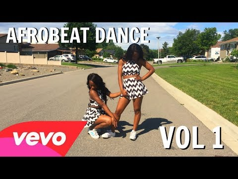 AfroBeat Dance Vol. 1 Twin Version Choregraphy By Petit Afro Official
