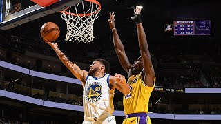 Highlights: Warriors vs. Lakers - 10/18/19