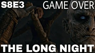 S8E3 Breakdown: Why Did The Night King Lose At Winterfell? - Game of Thrones Season 8 Episode 3