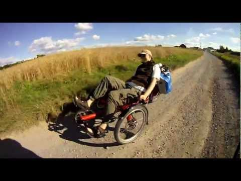 Trike Fun on a Scorpion fx