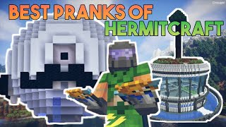 Hermitcraft 6: Best pranks compilation