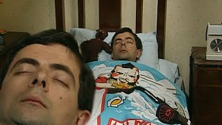 /in bed with mr bean mr bean full episodes mr bean official classic mr bean