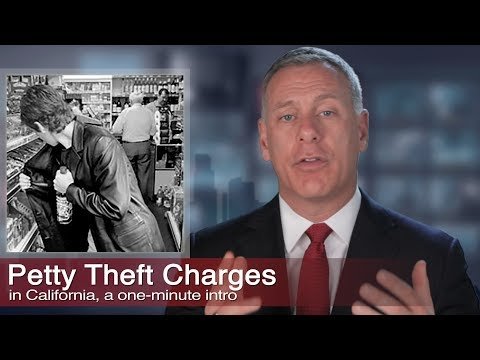 323-464-6453  More petty theft legal info: http://www.losangelescriminallawyer.pro/petty-theft.html  Call for a free consultation with the Kraut Law Group 24 hours-a-day, seven days-a-week, for help with your petty theft legal case. ...
