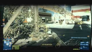 Battlefield 3 | Fun&Trol with the Tank | 4hp Our life| with Michi!:)