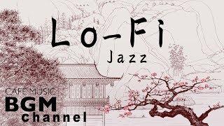 Lofi Hip Hop & Jazz Hip Hop - Chill Out Cafe Music - Study Beats