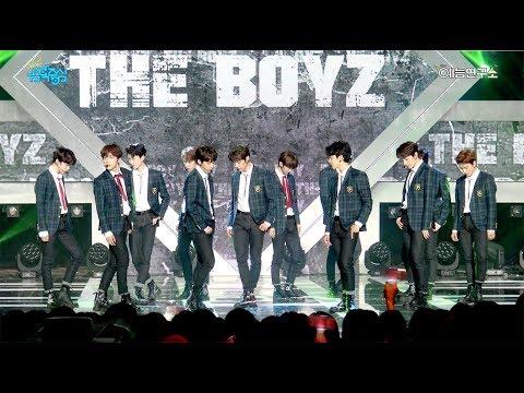 [예능연구소 직캠] 더보이즈 소년 @쇼!음악중심_20171223 Boy THE BOYZ in 4K