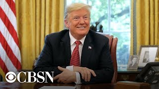 Trump Border visit, live stream: Press Briefing on Border Security and Immigration