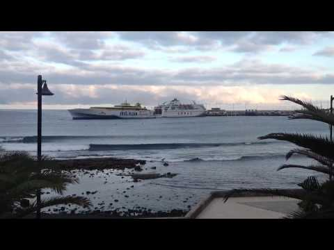 Fred Olsen Express Tenerife La Gomera
