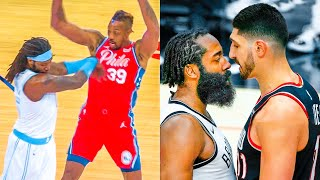 Most HEATED NBA Moments of 2021! Part 5
