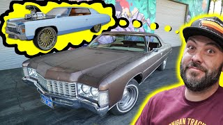 We Buy a Donk Project. Goal: 1000HP! Part 1 of 69