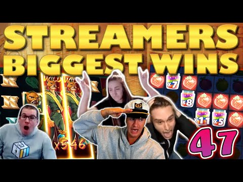 Streamers Biggest Wins