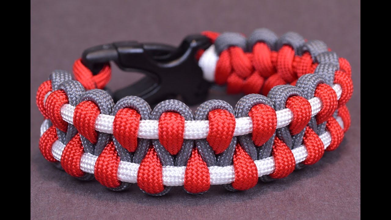 Paracord - Magazine cover