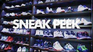 """Andre Iguodala Sneaker Collection - A """"Sneak Peek"""" In Andre Iguodala's Sneaker Room"""