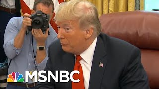 Trump Meets With Kanye As Robert Mueller, Midterms, And More Hang Over Him | The 11th Hour | MSNBC