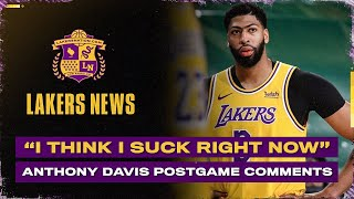 Anthony Davis Laments Shooting Issues, But A New Wrinkle Makes Him A Nightmare For Teams Anyway