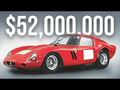 5-те најскапи Ferrari автомобили на сите времиња