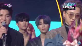 "Super Junior ""Super Clap"" 2nd Win Celebration at Music Bank (20191025)"