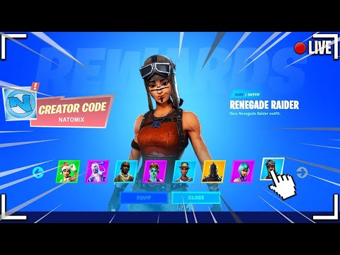 How To Get Free Skins In Fortnite Mobile Season 9