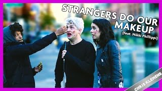 STRANGERS DO OUR MAKEUP (feat. Nikki Phillippi) | Chris Klemens