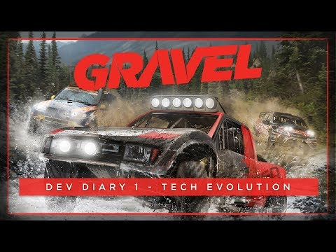 Gravel - Dev Diary 1 - Tech Evolution