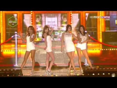 131114 SISTAR - Miss Sistar & Gone Not Around Any Longer & Give It To Me @ 2013MMA [1080P]