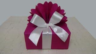 Jak zapakować prezent dla kobiety? // How to wrap the gift for woman?