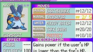 Pokémon Emerald - Harder cloning glitch and 'white Decamark effect'