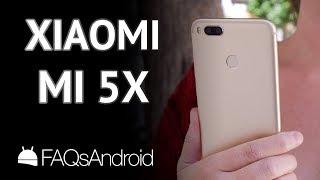 Video Xiaomi Mi 5X SXWSFS1PyZg