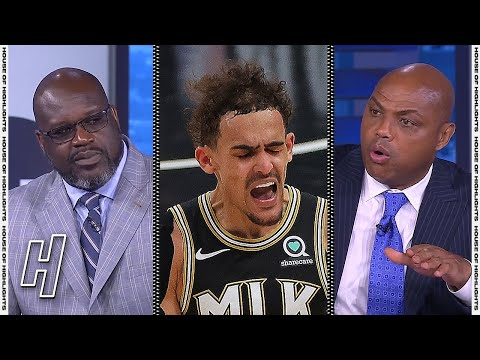 Inside the NBA Reacts to 76ers vs Hawks Game 4 Highlights   2021 NBA Playoffs