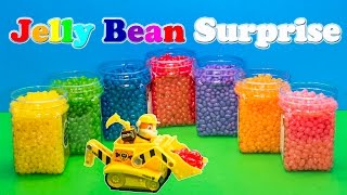 The Assistant Funny Jelly Bean Surprise with  Paw Patrol  and other Cool Toys